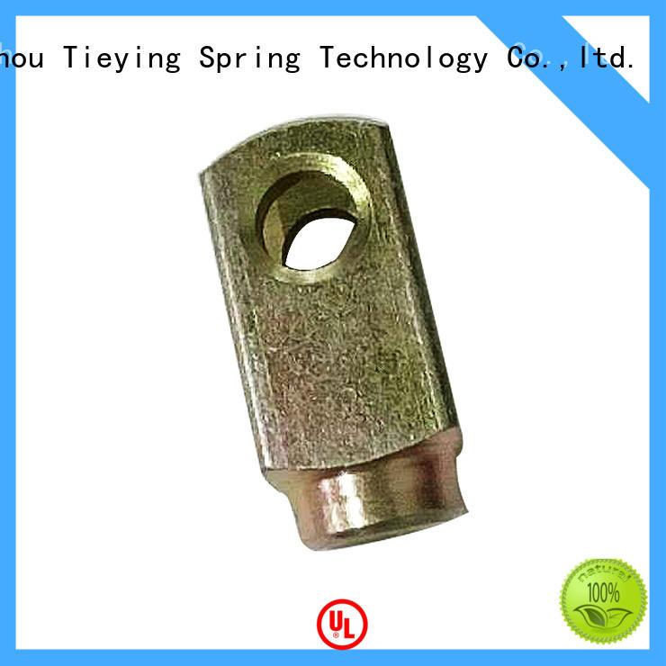 hot-sale gas spring eyelet bulk production for furniture Tieying Spring