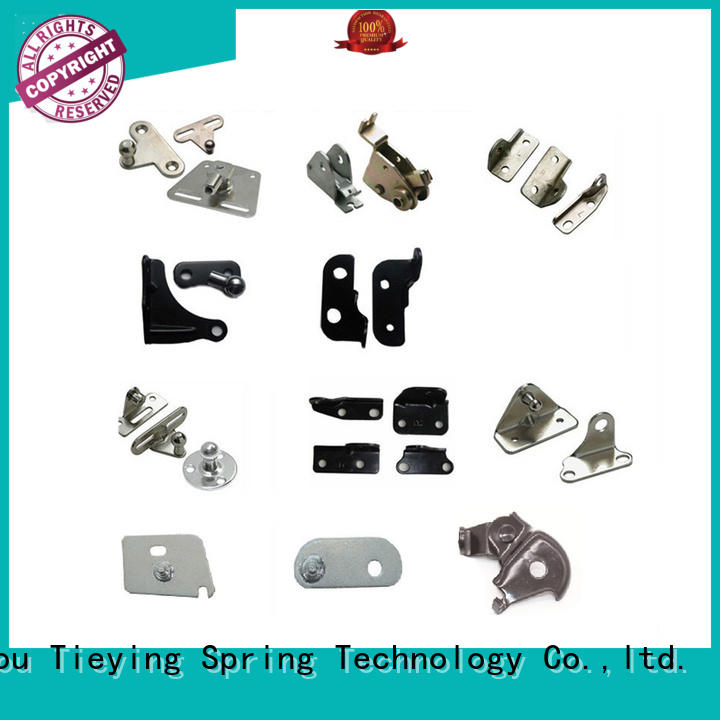 Tieying Spring low cost gas spring fittings free design for chairs and tables