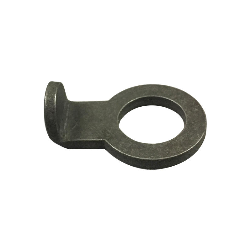 L shape metal loops for cylinder connecting