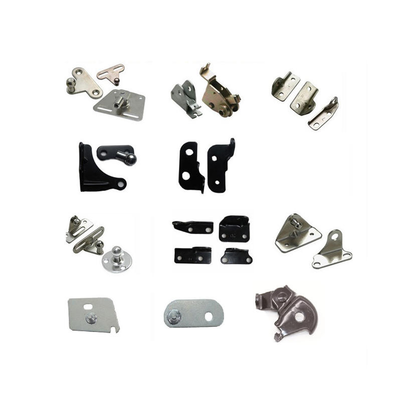 Brackets for auto struts and funiture gas springs