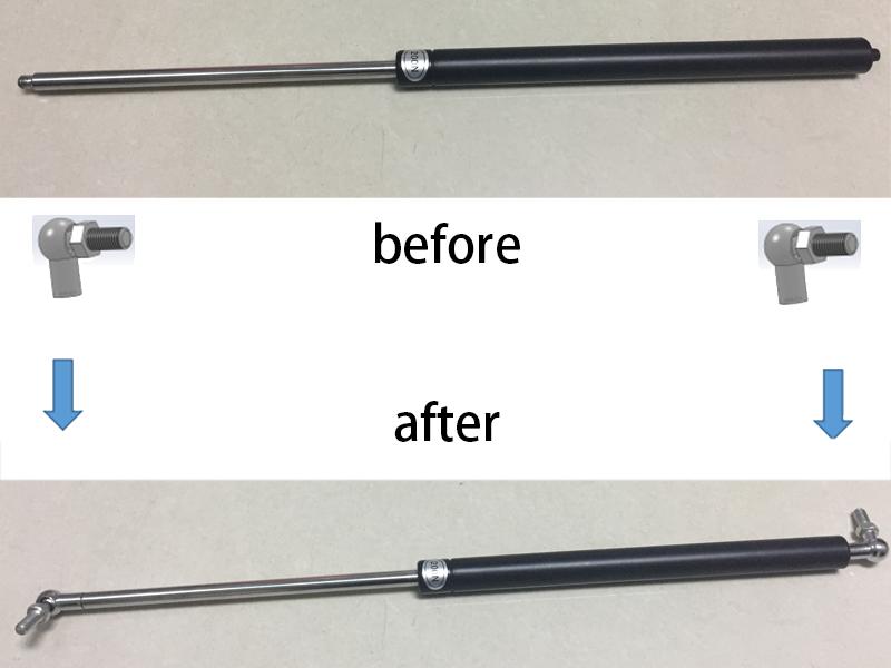 Tieying Spring both ball bracket bulk production for mechanical equipment-17