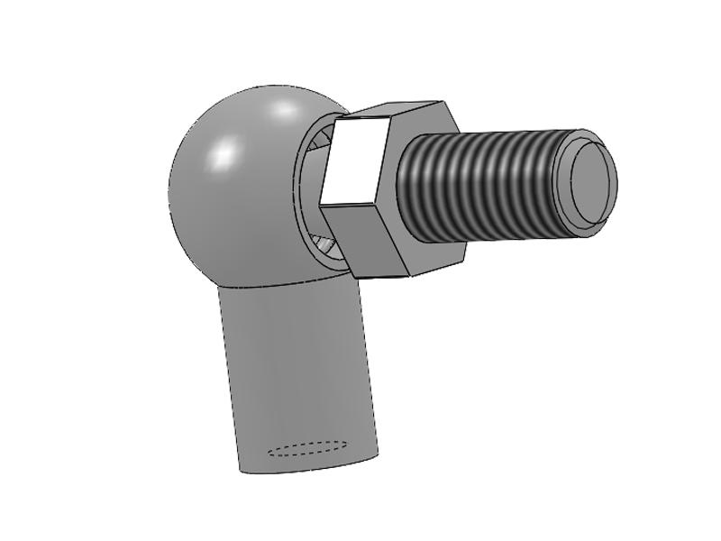 Tieying Spring both ball bracket bulk production for mechanical equipment-2