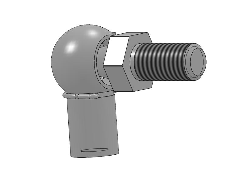 Tieying Spring both ball bracket bulk production for mechanical equipment-3