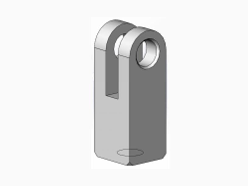 safety gas strut brackets locking bulk production for mechanical equipment-5