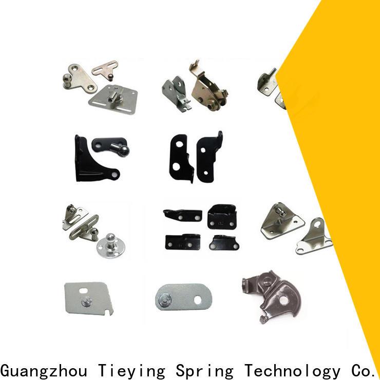 Tieying Spring auto spring mounting bracket free design for furniture