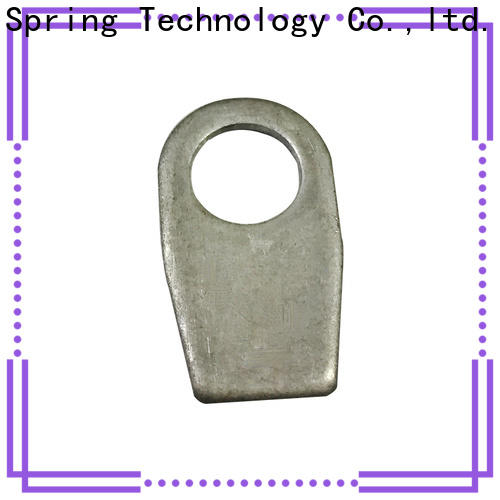 Tieying Spring welding spring mounting bracket free quote for adjustment
