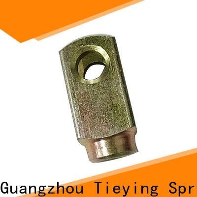 safety gas strut brackets locking bulk production for mechanical equipment