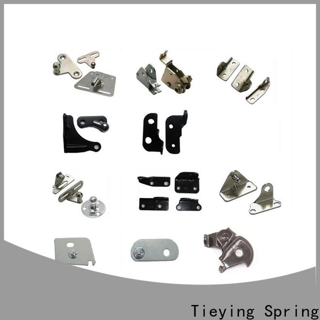 Tieying Spring connecting gas spring mounting bracket certifications for chairs and tables