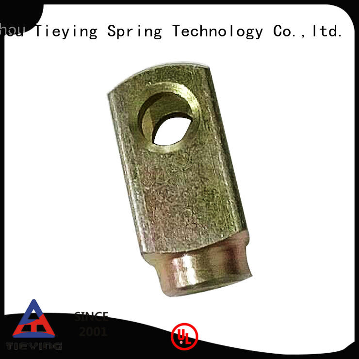 Tieying Spring auto gas strut mounting bracket widely-use for adjustment