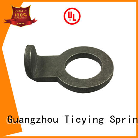 gas shock mounting bracket sides for mechanical equipment Tieying Spring