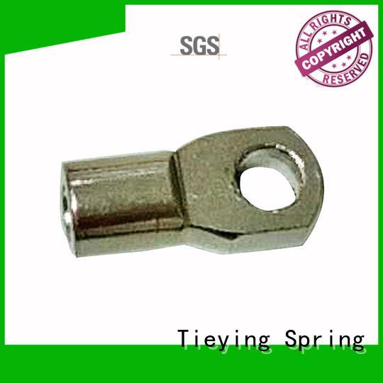 welding gas strut brackets and hardware free design for mechanical equipment