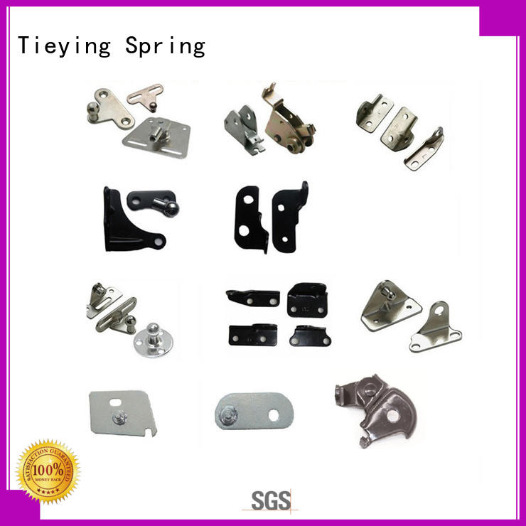 springs gas shock mounting bracket on for adjustment Tieying Spring