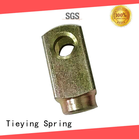 Tieying Spring on 13mm ball stud bracket long-term-use for automobile vehicles