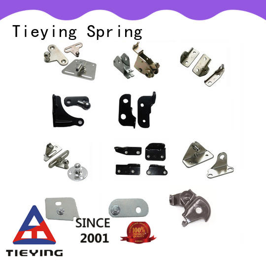 Tieying Spring high efficiency gas strut brackets and hardware locking for mechanical equipment