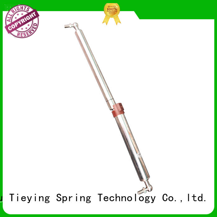 high efficiency gas spring strut protector for medical facilities