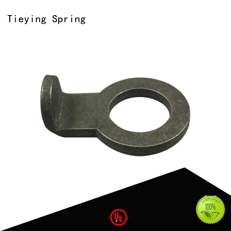 rod welding plastic spring mounting bracket shape Tieying Spring