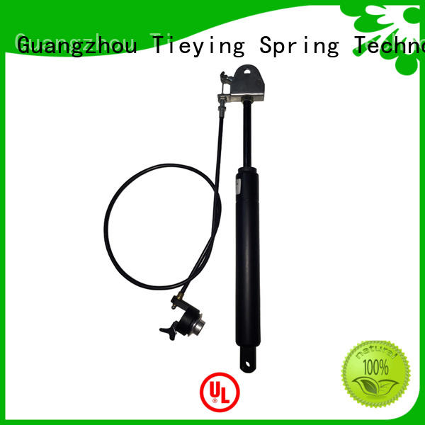 Tieying Spring easy operation locking gas spring certifications for automobile vehicles