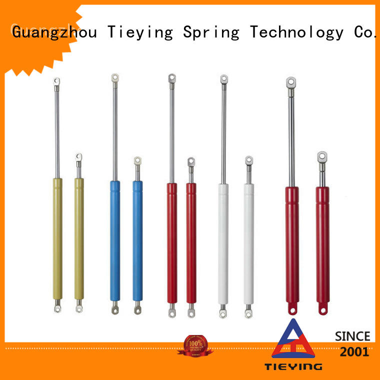 Tieying Spring safety furniture gas spring for automobile