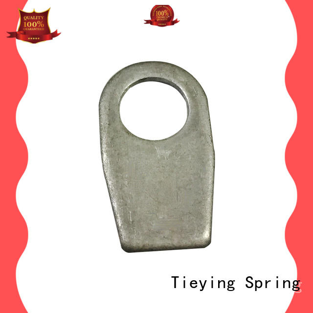 low cost spring bracket ends widely-use for mechanical equipment